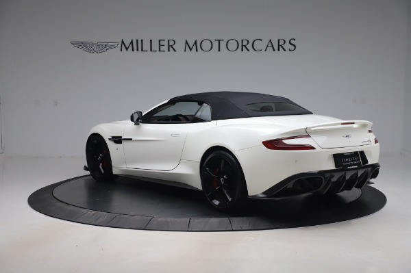 Used 2018 Aston Martin Vanquish S Volante for sale $193,900 at Aston Martin of Greenwich in Greenwich CT 06830 23