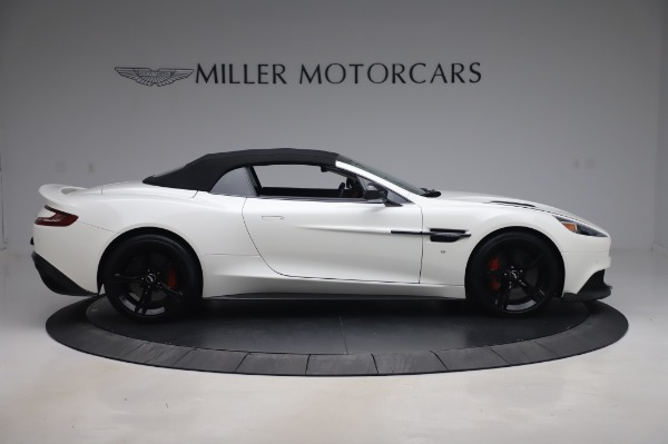 Used 2018 Aston Martin Vanquish S Volante for sale $193,900 at Aston Martin of Greenwich in Greenwich CT 06830 25