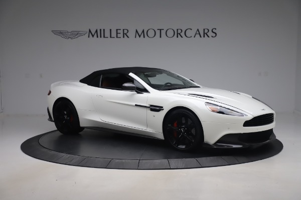 Used 2018 Aston Martin Vanquish S Volante for sale $193,900 at Aston Martin of Greenwich in Greenwich CT 06830 26