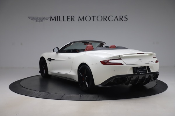 Used 2018 Aston Martin Vanquish S Volante for sale $193,900 at Aston Martin of Greenwich in Greenwich CT 06830 4