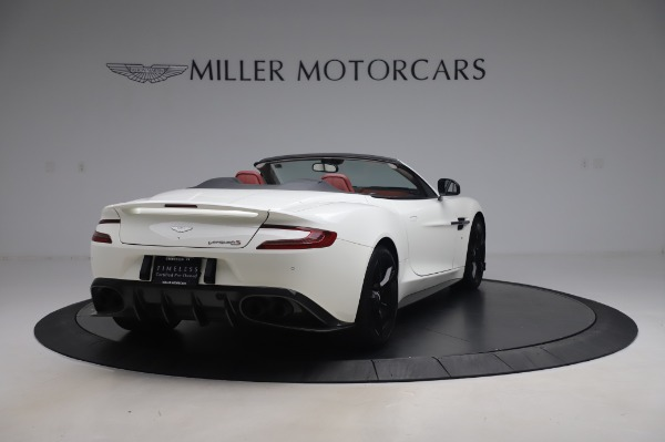 Used 2018 Aston Martin Vanquish S Volante for sale $193,900 at Aston Martin of Greenwich in Greenwich CT 06830 6