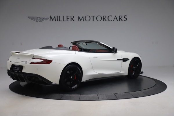 Used 2018 Aston Martin Vanquish S Volante for sale $193,900 at Aston Martin of Greenwich in Greenwich CT 06830 7