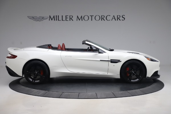 Used 2018 Aston Martin Vanquish S Volante for sale $193,900 at Aston Martin of Greenwich in Greenwich CT 06830 8