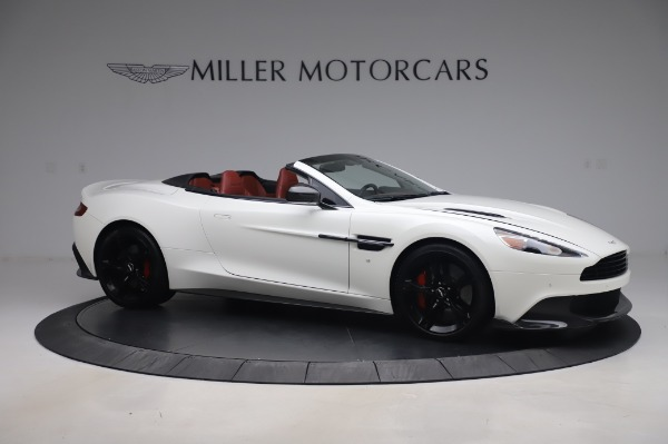 Used 2018 Aston Martin Vanquish S Volante for sale $193,900 at Aston Martin of Greenwich in Greenwich CT 06830 9