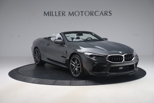 Used 2020 BMW M8 Base for sale $129,900 at Aston Martin of Greenwich in Greenwich CT 06830 11