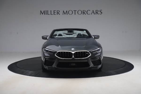 Used 2020 BMW M8 Base for sale $129,900 at Aston Martin of Greenwich in Greenwich CT 06830 12