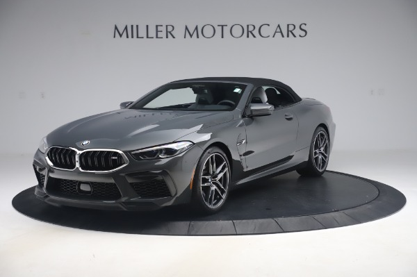Used 2020 BMW M8 Base for sale $129,900 at Aston Martin of Greenwich in Greenwich CT 06830 13