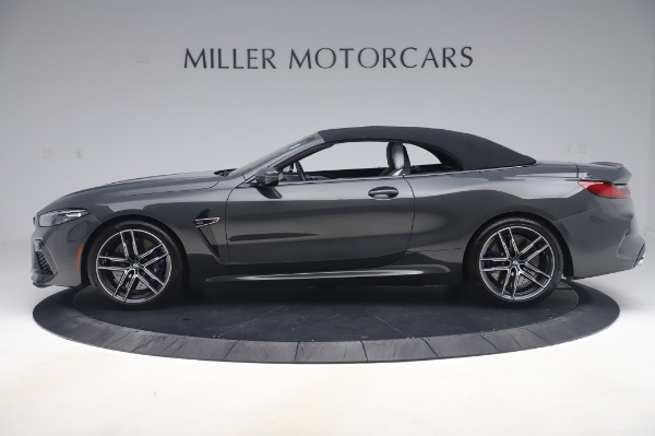 Used 2020 BMW M8 Base for sale $129,900 at Aston Martin of Greenwich in Greenwich CT 06830 14