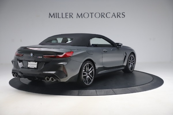 Used 2020 BMW M8 Base for sale $129,900 at Aston Martin of Greenwich in Greenwich CT 06830 15