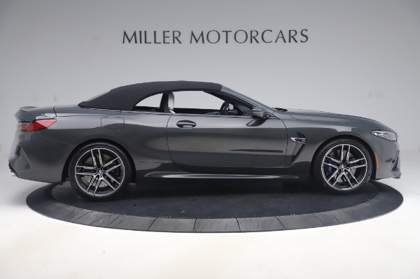 Used 2020 BMW M8 Base for sale $129,900 at Aston Martin of Greenwich in Greenwich CT 06830 16