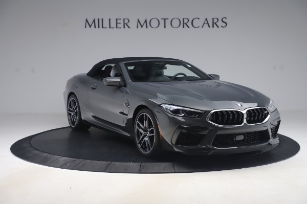 Used 2020 BMW M8 Base for sale $129,900 at Aston Martin of Greenwich in Greenwich CT 06830 17