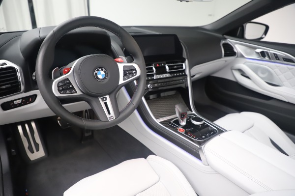 Used 2020 BMW M8 Base for sale $129,900 at Aston Martin of Greenwich in Greenwich CT 06830 18