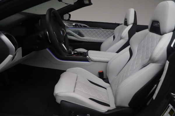Used 2020 BMW M8 Base for sale $129,900 at Aston Martin of Greenwich in Greenwich CT 06830 19