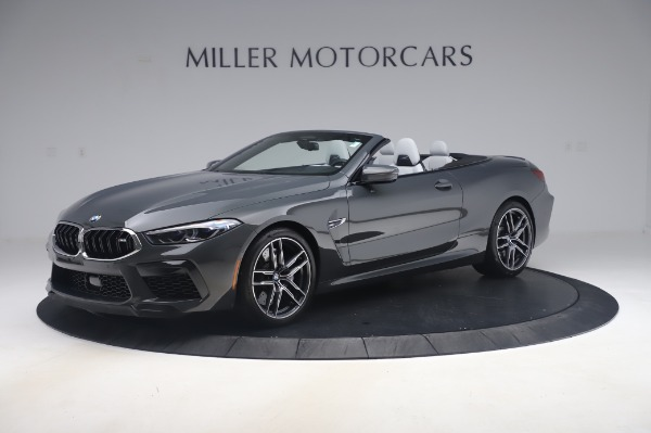 Used 2020 BMW M8 Base for sale $129,900 at Aston Martin of Greenwich in Greenwich CT 06830 2