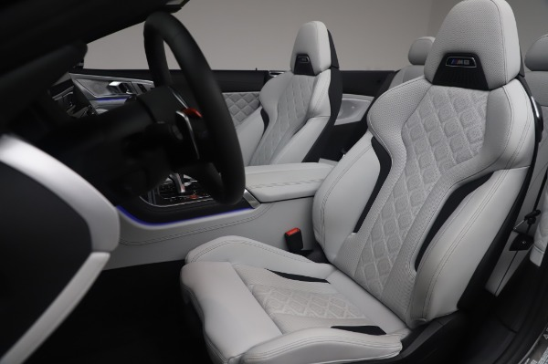 Used 2020 BMW M8 Base for sale $129,900 at Aston Martin of Greenwich in Greenwich CT 06830 20