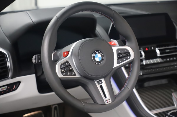 Used 2020 BMW M8 Base for sale $129,900 at Aston Martin of Greenwich in Greenwich CT 06830 22