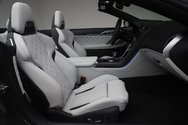 Used 2020 BMW M8 Base for sale $129,900 at Aston Martin of Greenwich in Greenwich CT 06830 24