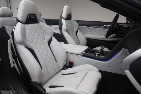 Used 2020 BMW M8 Base for sale $129,900 at Aston Martin of Greenwich in Greenwich CT 06830 26