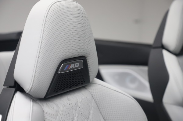 Used 2020 BMW M8 Base for sale $129,900 at Aston Martin of Greenwich in Greenwich CT 06830 27