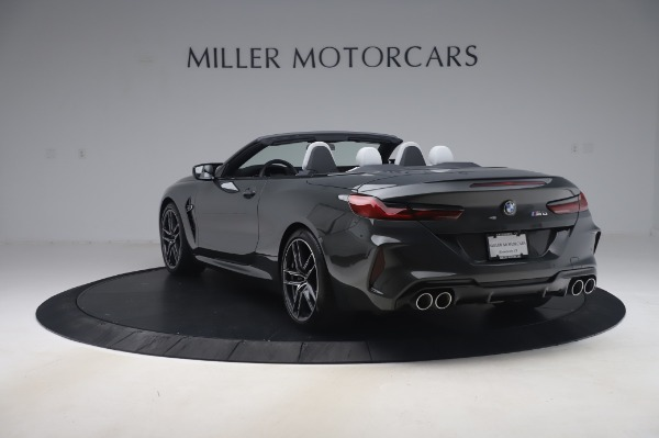 Used 2020 BMW M8 Base for sale $129,900 at Aston Martin of Greenwich in Greenwich CT 06830 5