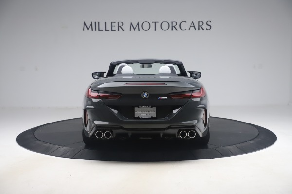 Used 2020 BMW M8 Base for sale $129,900 at Aston Martin of Greenwich in Greenwich CT 06830 6