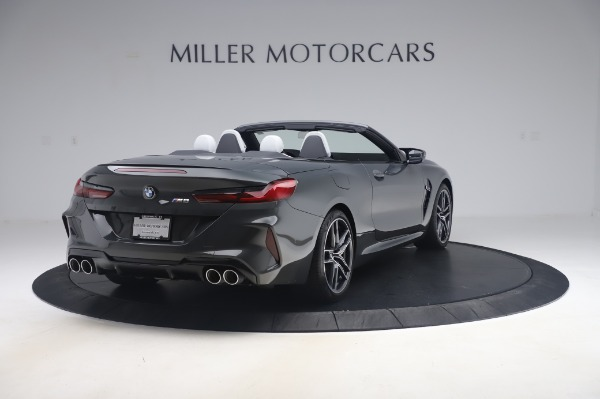 Used 2020 BMW M8 Base for sale $129,900 at Aston Martin of Greenwich in Greenwich CT 06830 7
