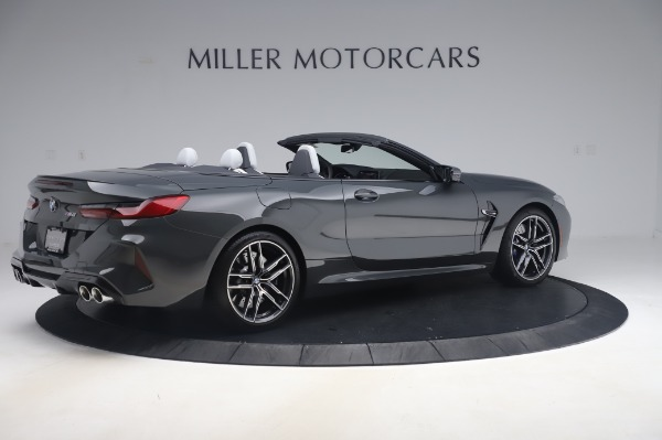 Used 2020 BMW M8 Base for sale $129,900 at Aston Martin of Greenwich in Greenwich CT 06830 8