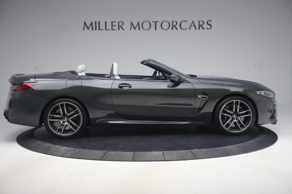 Used 2020 BMW M8 Base for sale $129,900 at Aston Martin of Greenwich in Greenwich CT 06830 9
