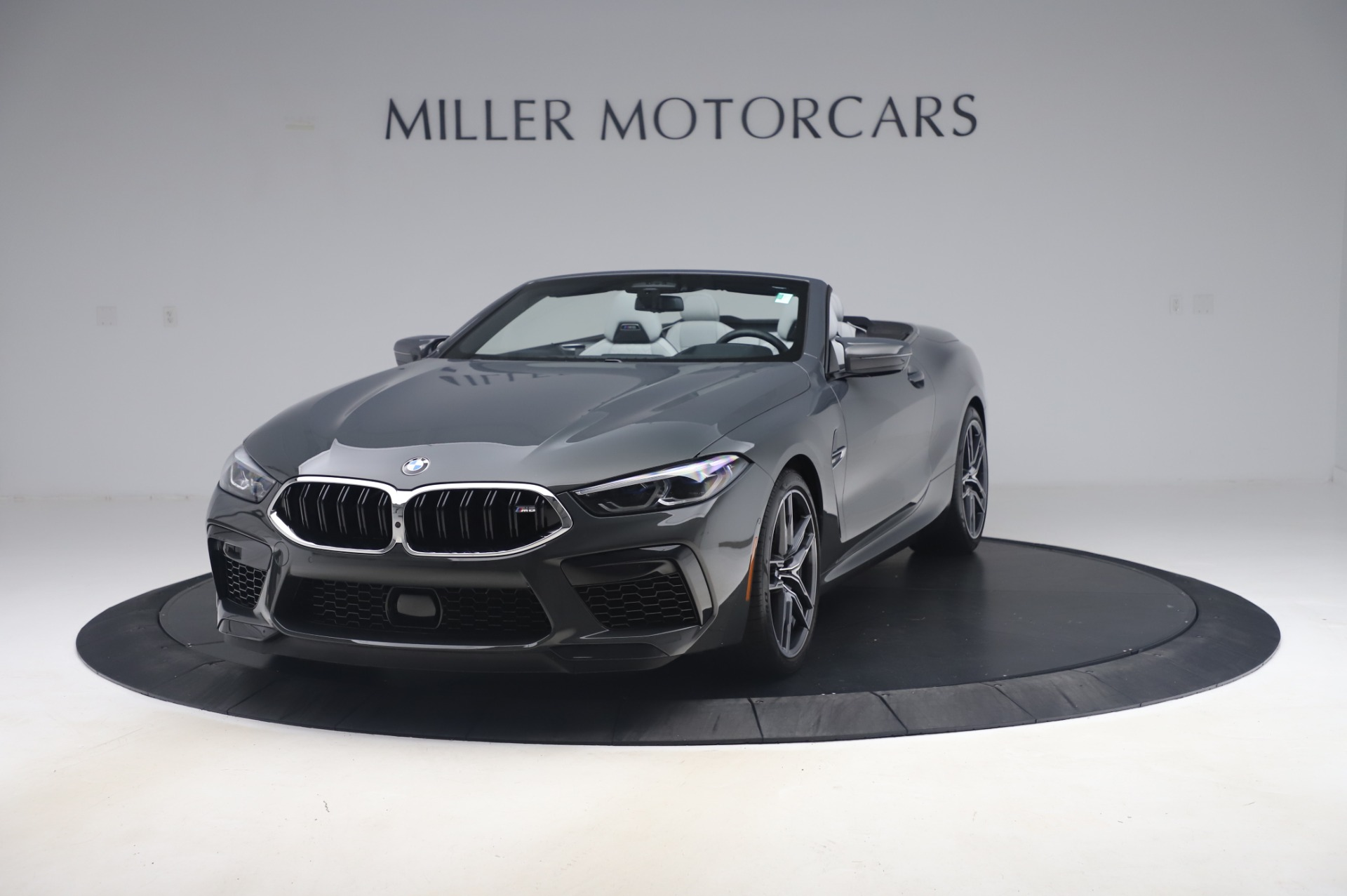 Used 2020 BMW M8 Base for sale $129,900 at Aston Martin of Greenwich in Greenwich CT 06830 1