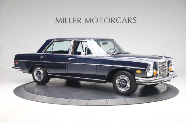 Used 1971 Mercedes-Benz 300 SEL 6.3 for sale $117,000 at Aston Martin of Greenwich in Greenwich CT 06830 10