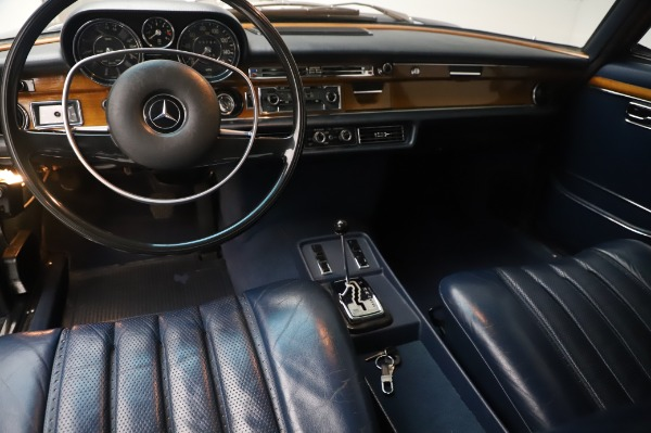 Used 1971 Mercedes-Benz 300 SEL 6.3 for sale $117,000 at Aston Martin of Greenwich in Greenwich CT 06830 14