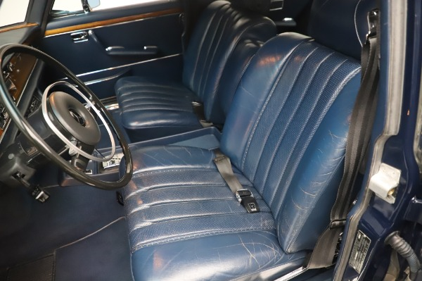 Used 1971 Mercedes-Benz 300 SEL 6.3 for sale $117,000 at Aston Martin of Greenwich in Greenwich CT 06830 15