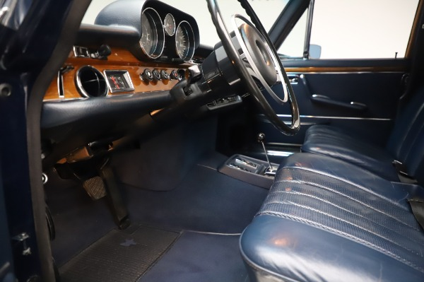 Used 1971 Mercedes-Benz 300 SEL 6.3 for sale $117,000 at Aston Martin of Greenwich in Greenwich CT 06830 16