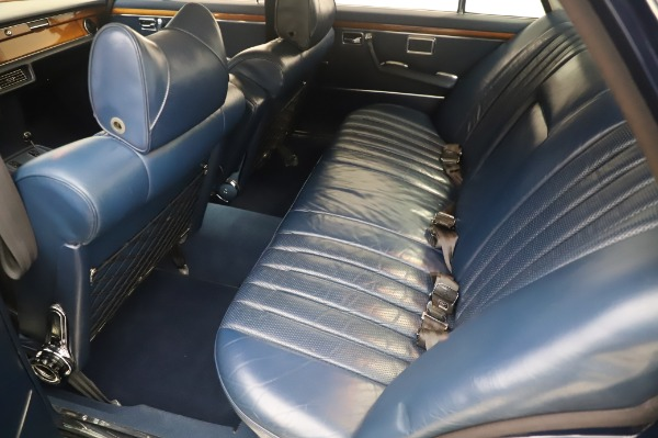 Used 1971 Mercedes-Benz 300 SEL 6.3 for sale $117,000 at Aston Martin of Greenwich in Greenwich CT 06830 17