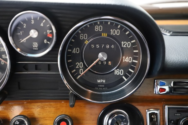 Used 1971 Mercedes Benz 300 SEL 6.3 for sale $117,000 at Aston Martin of Greenwich in Greenwich CT 06830 23