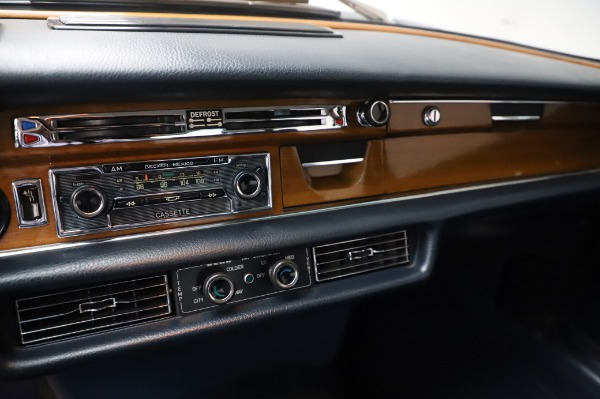 Used 1971 Mercedes Benz 300 SEL 6.3 for sale $117,000 at Aston Martin of Greenwich in Greenwich CT 06830 24