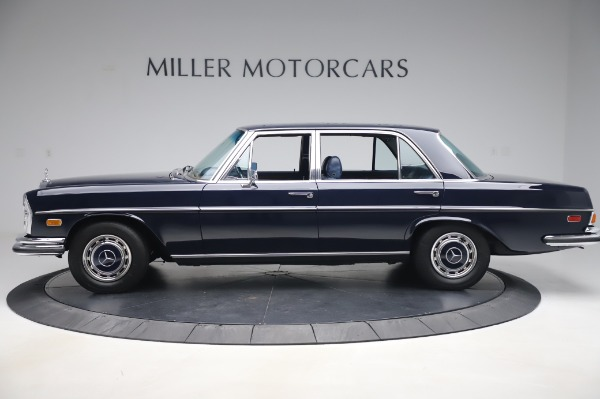 Used 1971 Mercedes-Benz 300 SEL 6.3 for sale $117,000 at Aston Martin of Greenwich in Greenwich CT 06830 3