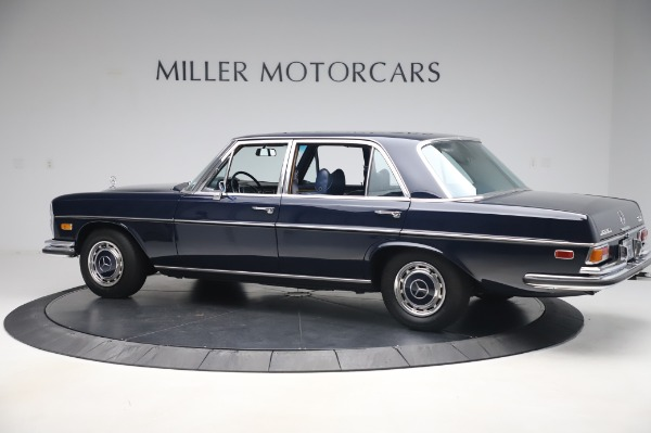 Used 1971 Mercedes-Benz 300 SEL 6.3 for sale $117,000 at Aston Martin of Greenwich in Greenwich CT 06830 4