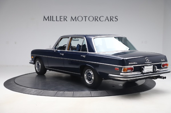 Used 1971 Mercedes-Benz 300 SEL 6.3 for sale $117,000 at Aston Martin of Greenwich in Greenwich CT 06830 5