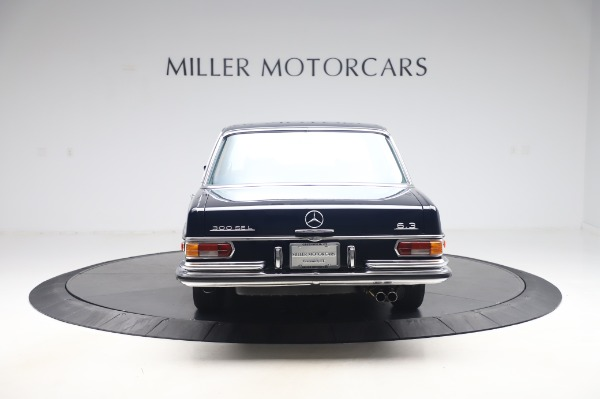 Used 1971 Mercedes-Benz 300 SEL 6.3 for sale $117,000 at Aston Martin of Greenwich in Greenwich CT 06830 6
