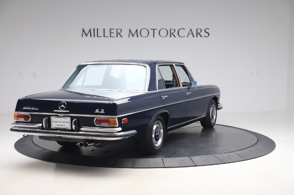 Used 1971 Mercedes-Benz 300 SEL 6.3 for sale $117,000 at Aston Martin of Greenwich in Greenwich CT 06830 7