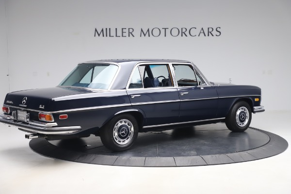 Used 1971 Mercedes-Benz 300 SEL 6.3 for sale $117,000 at Aston Martin of Greenwich in Greenwich CT 06830 8