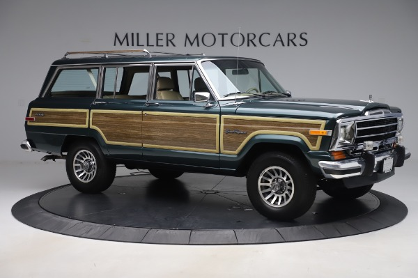 Used 1991 Jeep Grand Wagoneer for sale Call for price at Aston Martin of Greenwich in Greenwich CT 06830 10