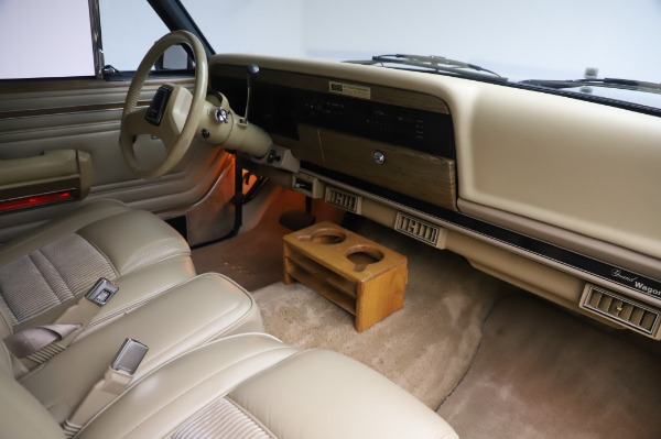 Used 1991 Jeep Grand Wagoneer for sale Call for price at Aston Martin of Greenwich in Greenwich CT 06830 18