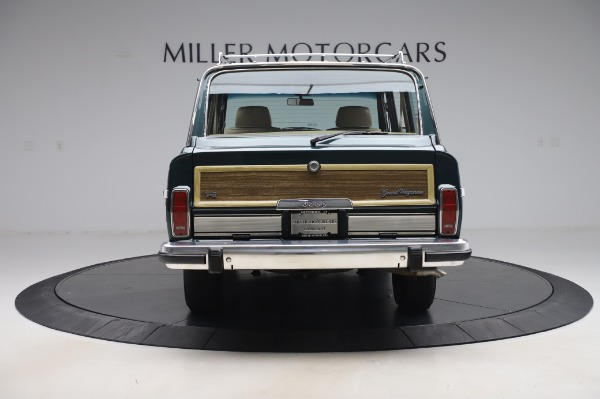 Used 1991 Jeep Grand Wagoneer for sale Call for price at Aston Martin of Greenwich in Greenwich CT 06830 6