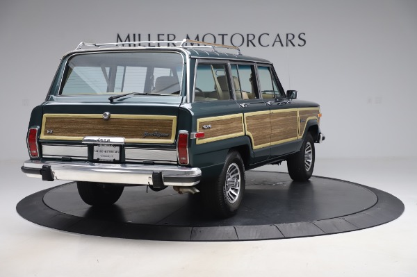 Used 1991 Jeep Grand Wagoneer for sale Call for price at Aston Martin of Greenwich in Greenwich CT 06830 7