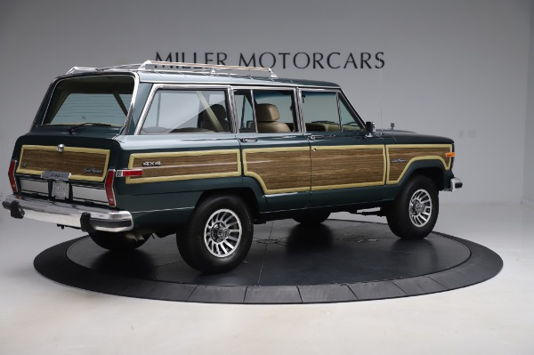 Used 1991 Jeep Grand Wagoneer for sale Call for price at Aston Martin of Greenwich in Greenwich CT 06830 8