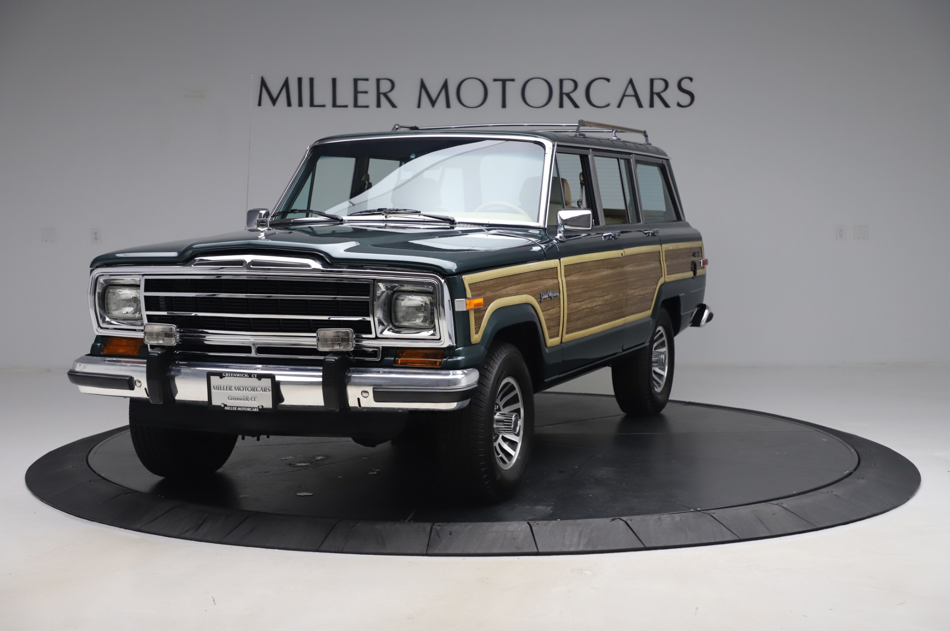 Used 1991 Jeep Grand Wagoneer for sale Call for price at Aston Martin of Greenwich in Greenwich CT 06830 1