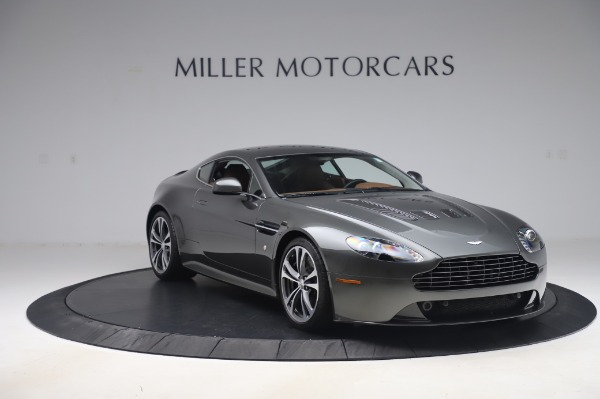 Used 2011 Aston Martin V12 Vantage Coupe for sale $108,990 at Aston Martin of Greenwich in Greenwich CT 06830 10