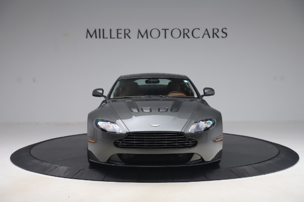Used 2011 Aston Martin V12 Vantage Coupe for sale $108,990 at Aston Martin of Greenwich in Greenwich CT 06830 11